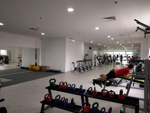 Body Art Fitness Centar Sarajevo 71000 Bosnien Herzegovina