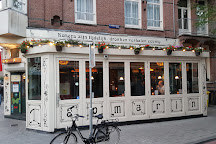 Cafe Tapmarin, Amsterdam, The Netherlands