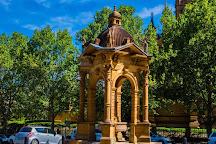 Frazer Memorial Fountain, Sydney, Australia