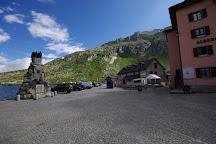 St Gotthard Pass, Airolo, Switzerland