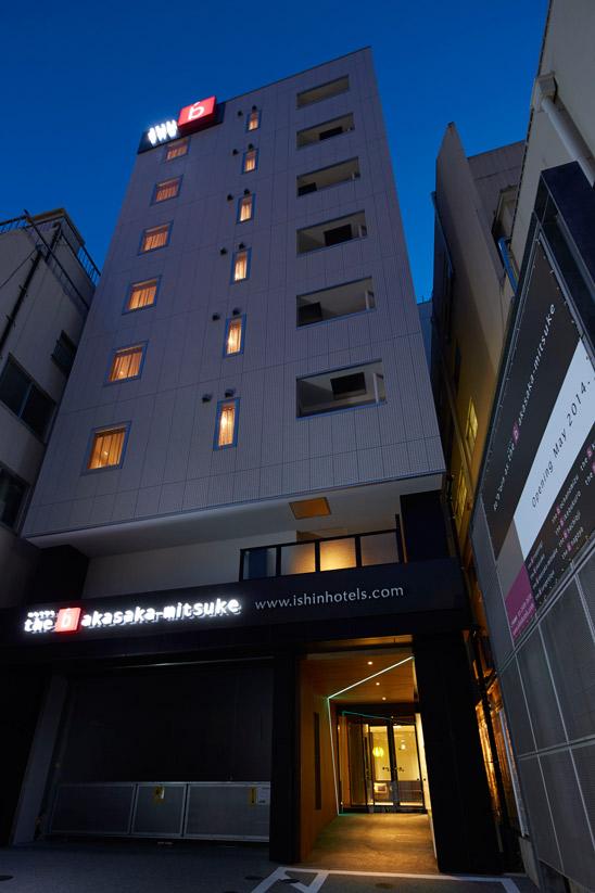 ザ・ビー 東京 赤坂見附 / the b tokyo akasaka-mitsuke