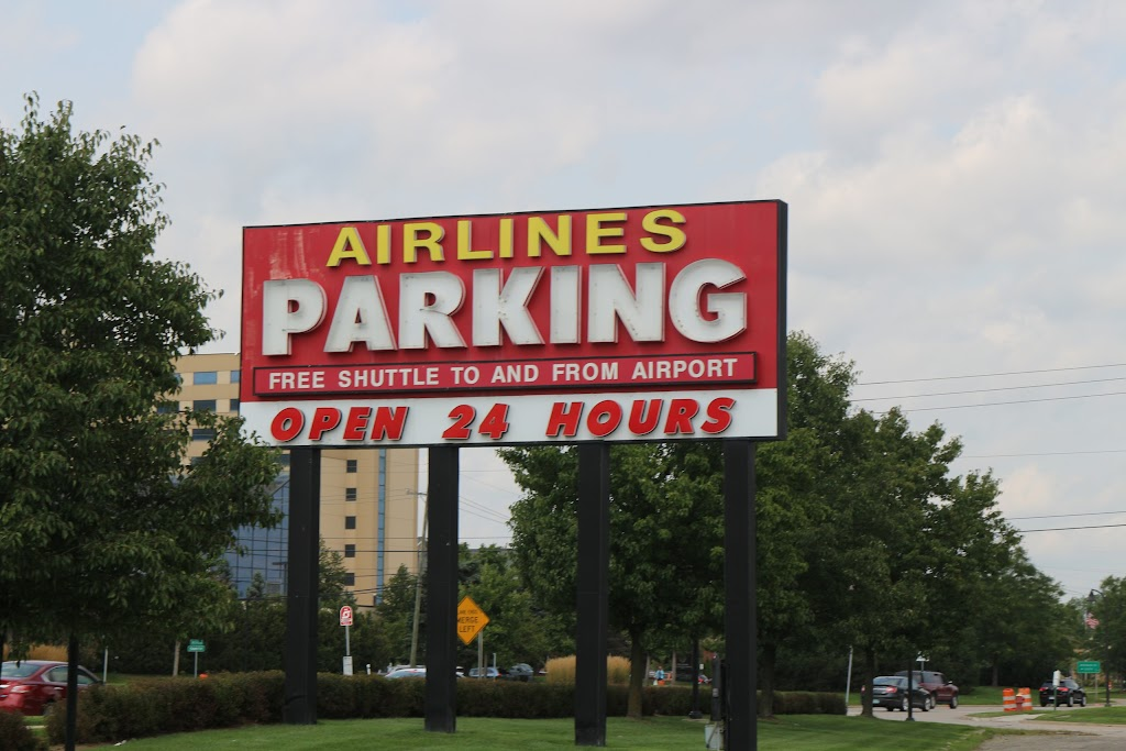 Best Prices For Airlines Parking Dtw 2020 On