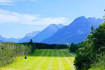 Waterton Lakes Golf Course, Waterton Lakes National Park, Canada