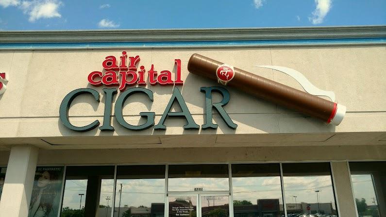 Google Places Photo for Air Capital Cigar