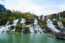 Pongour Falls, Lam Dong Province, Vietnam