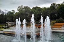 Rzeszow Multimedia Fountain, Rzeszow, Poland