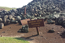 Kohala Historical Sites State Monument, Island of Hawaii, United States