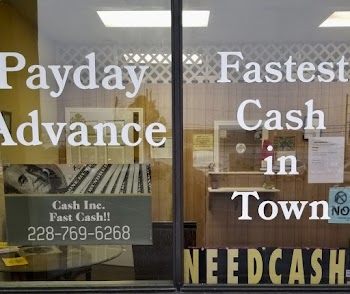 Cash Inc of Pascagoula Payday Loans Picture