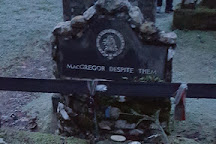 Rob Roy's Grave, Stirling, United Kingdom