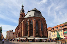 Church of the Holy Ghost (Heiliggeistkirche), Heidelberg, Germany
