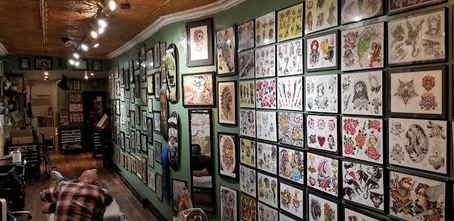 New York Hardcore Tattoo