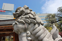 Kego Shrine, Tenjin, Japan