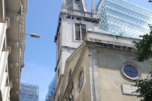 The Guild Church of St. Margaret Pattens, London, United Kingdom