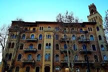 Casa della Vittoria, Turin, Italy