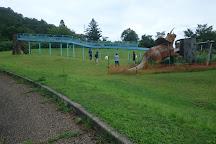 Hakusan Dinosaurs Park Shiramine, Hakusan, Japan