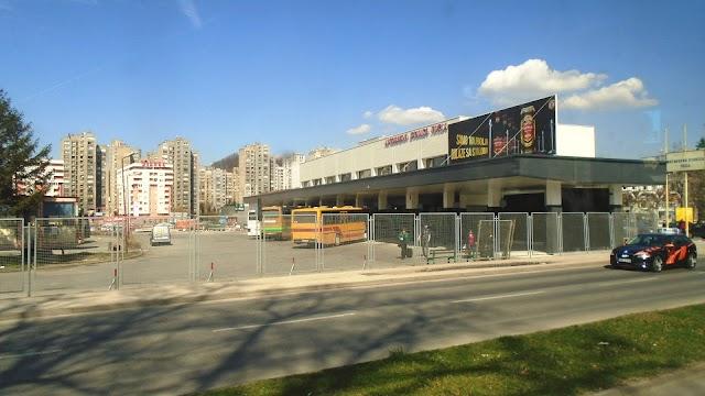 Autobusni kolodvor Tuzla
