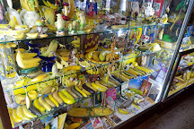 International Banana Museum, Mecca, United States