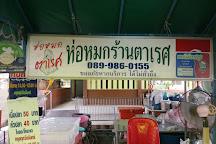 Wat San Chao Floating Market, Pathum Thani, Thailand