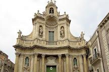 Basilica Collegiata, Catania, Italy