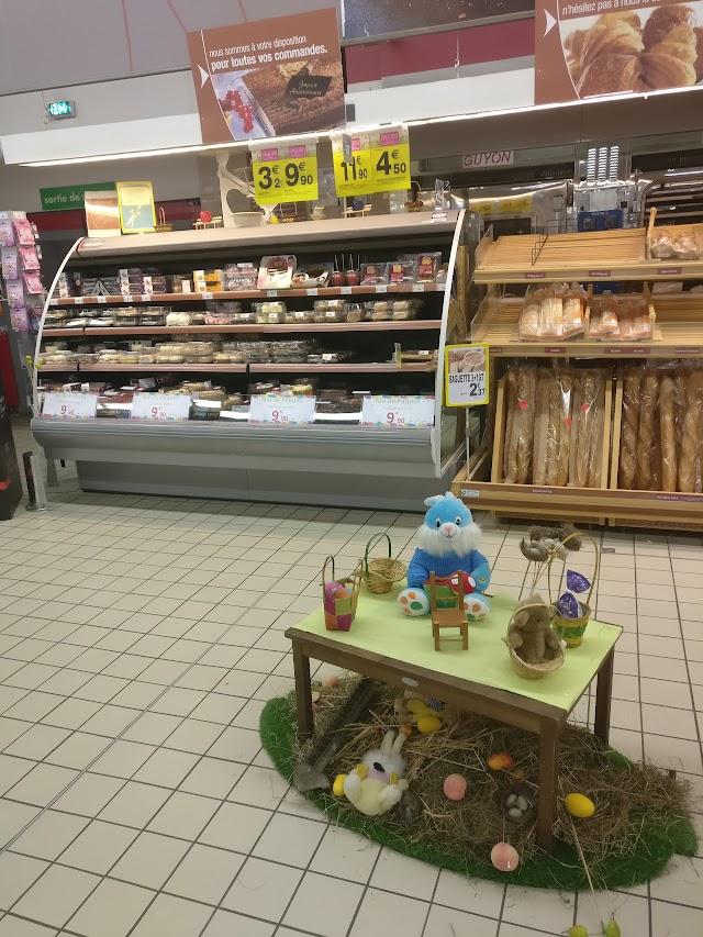 Carrefour market Tullins
