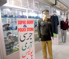 Super Army & Police Store