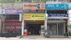 Khan Tyres – Continental islamabad