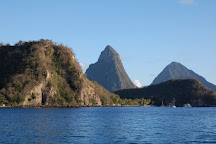Soufriere Bay, St. Lucia