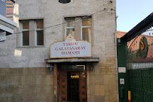 Tarihi Galatasaray Hamami, Istanbul, Turkey