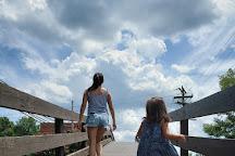 Historic Waxhaw Foot Bridge, Waxhaw, United States