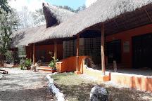 Balankanche Cave, Chichen Itza, Mexico
