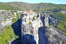 Monastery of the Great Meteoron, Kalambaka, Greece