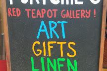 The Red Teapot Gallery, Stellenbosch, South Africa