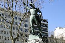 Michel Ney Monument, Paris, France