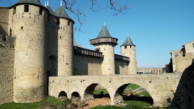 Murs de Carcassonne