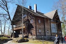 Halosenniemi Museum, Tuusula, Finland