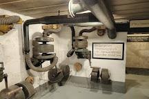 Le Grand Bunker Musee du Mur de l'Atlantique, Ouistreham, France