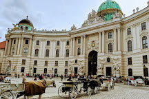The Hofburg, Vienna, Austria