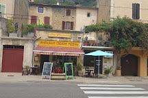 Fontaine de La Rotonde, Aix-en-Provence, France