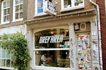 Grey Area, Amsterdam, The Netherlands