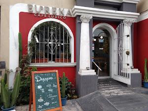 Eureka Café Lúdico 3