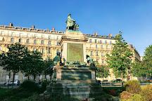 Monument to Alexandre Dumas, Paris, France