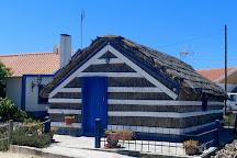 Cais Palafitico do Porto da Carrasqueira, Alcacer do Sal, Portugal