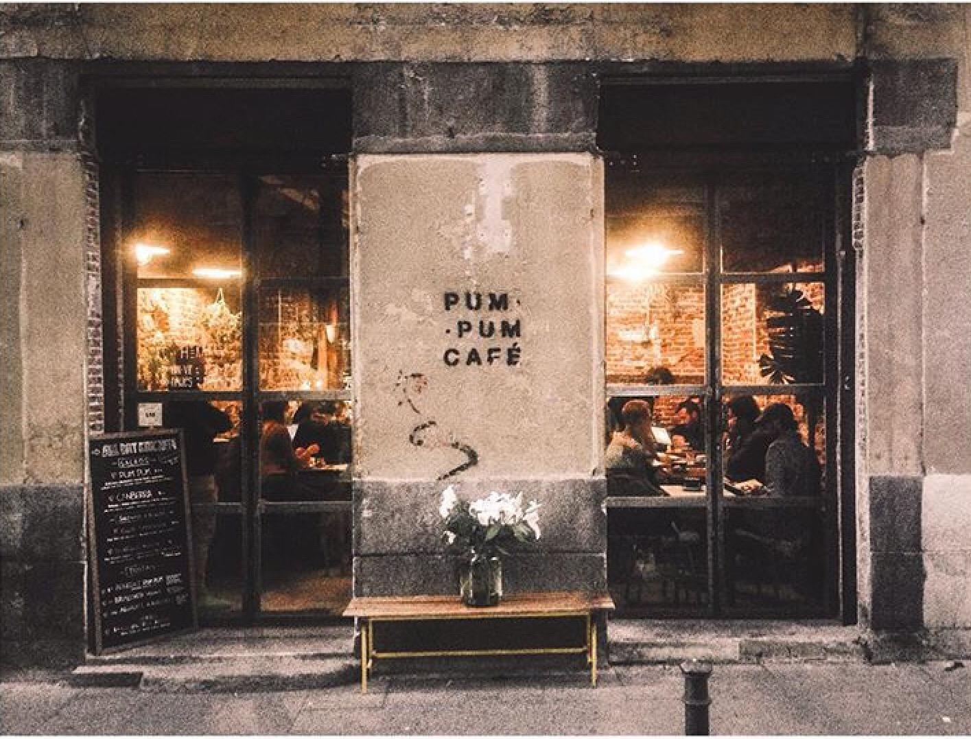 Pum Pum Café: A Work-Friendly Place in Madrid