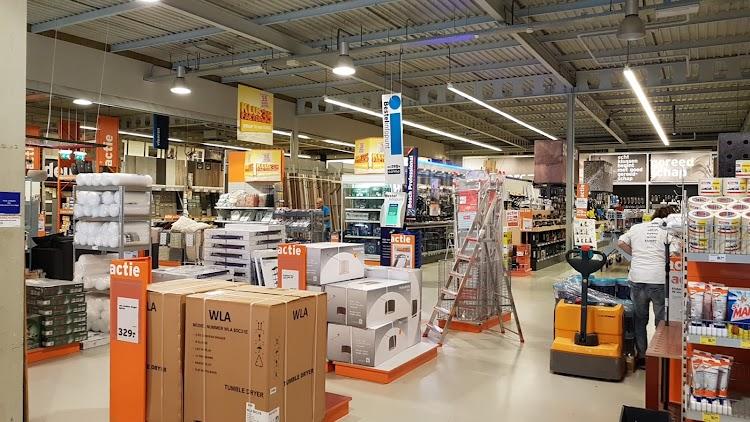 GAMMA bouwmarkt Slotervaart, Amsterdam Amsterdam