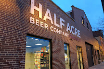 Half Acre Beer Company, Chicago, United States