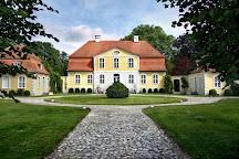 Stiftung Schlosspark Pansevitz, Rappin, Germany