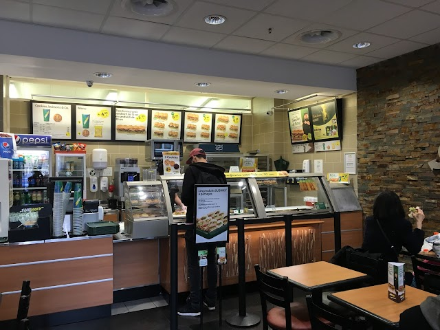 SUBWAY® Plainpalais rue carouge