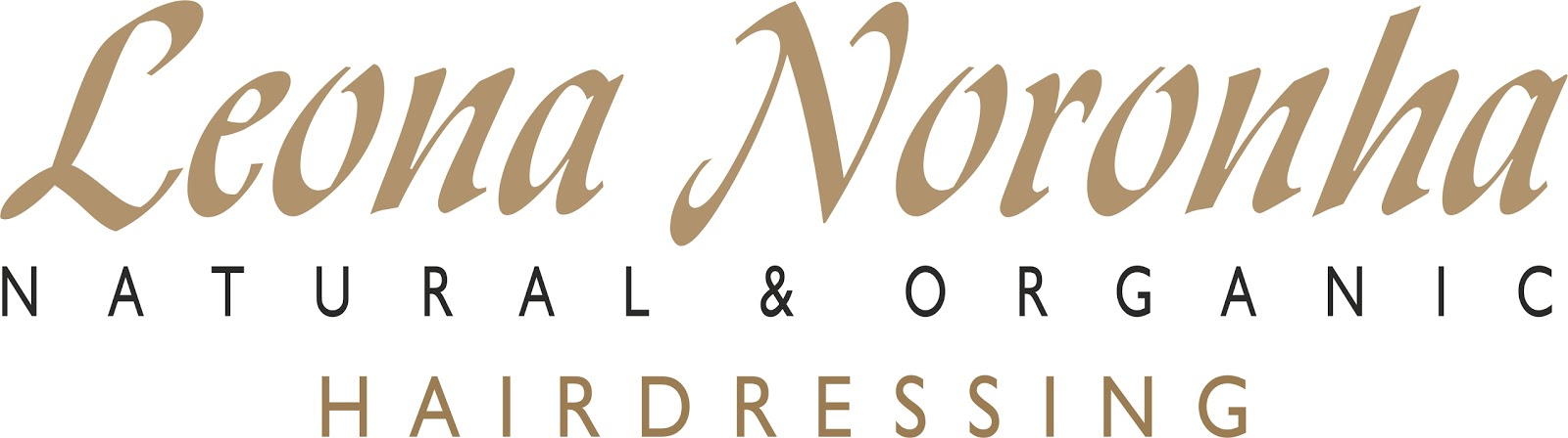 Leona Noronha,Natural & Organic Hairdressing