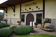 Le Vieux Pin Winery, Oliver, Canada