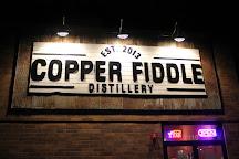 Copper Fiddle Distillery, Lake Zurich, United States